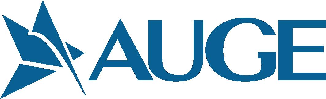 Logotipo da Auge.